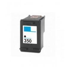HP 350 XL kartuša črna