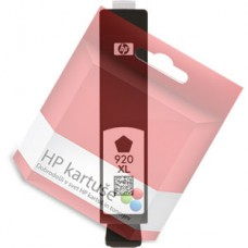 HP 920 XL KARTUŠA ČRNA