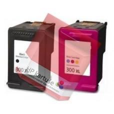 KOMPLET KARTUŠ HP 300 XL