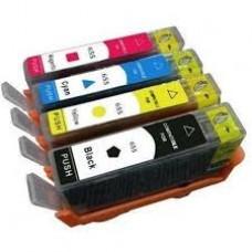 KOMPLET KARTUŠ HP 655 (CZ109AE, CZ110AE, CZ111AE, CZ112AE)