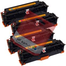 KOMPLET TONERJEV HP 305A (CE410A/CE411A/CE412A/CE413A)