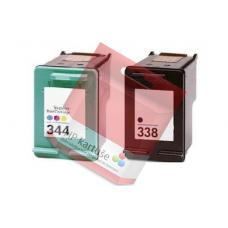 KOMPLET KARTUŠ HP 338 IN HP 344 XL