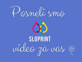 Posneli smo video